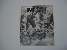 advertising Pubblicità 1970 MOTORE MINARELLI V1 50