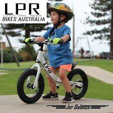 "Balance Bike, Australian Designed, 12"" pump up tyres!"