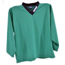 Vert-hockey entraînement jersey de hockey sur glace shirt, haut d'entraînement, sports jerseys