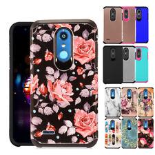 Fusion Cover Slim Case for LG K30 Premier Pro Phoenix Plus Harmony 2 X410 L413DL