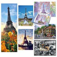 Trefl 300 1000 2000 6000 piezas grandes de adulto París Torre Eiffel Rompecabezas Nuevo