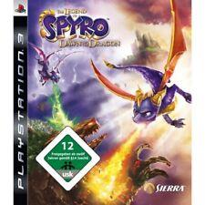 PS3 Spiel - The Legend of Spyro: Dawn of the Dragon (DEUTSCH) (mit OVP)