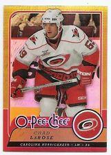 08/09 O-PEE-CHEE METAL X PARALLEL Hockey (#1-800) U-Pick from List