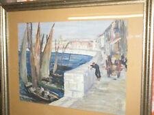 OSTROWSKI Rawita von, *1902 Italienischer Hafen