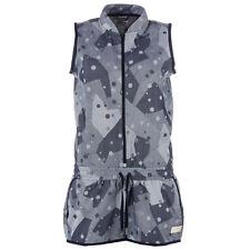 adidas Originals Jumpsuit Onepiece moderner Military Punkte Design Overall Grau