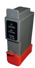 1 COLORI CANON bci21-24 compatibile cartuccia di inchiostro