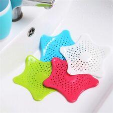 Bathroom Shower Drain Cover Hair Catcher Filter Kitchen Sink Strainer
