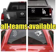 Baseball MLB Logos Teams Vinyl DECAL Car Truck  Window STICKER Graphic