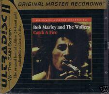 Marley, Bob Catch a Fire  MFSL GOLD CD  NEU OVP Sealed