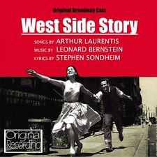 The Original Broadway Cast - West Side Story CD