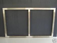 Gal Steel Metal Driveway Gate Frame FULLY WELDED