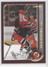 2002-03 O-Pee-Chee Factory Set #164 Petr Sykora New Jersey Devils Hockey Card