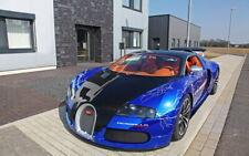 157830 Bugatti Veyron - Super Car Racing Car concept Wall Print Poster CA