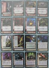 Dark Millennium Warhammer 40K CCG Fires of Pyrus Rare Cards Part 1/2 (WH40k)