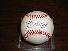 Kevin Maas---Autographed Baseball---With COA