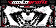Honda VTR1000 SP SP1 SP2 99-05 Front Fairing Number Board 3D Gel Protector
