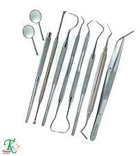 Gamme de Dentaire Parodontale Kits Bouche Examen outils Sondes Explorateurs CE