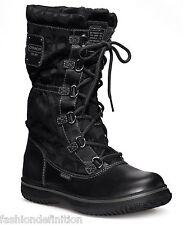New Coach Signature Women SHAINE Black Winter Snow Boots Shoes Multi-Size NIB