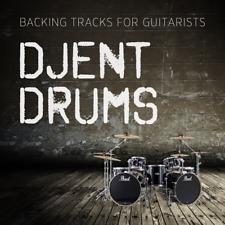 Djent METAL Tambour Support Jam Tracks pour guitare Ibanez ESP Schecter 7 chaîne 8