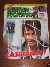 GUERIN SPORTIVO 1991/2 DAMIANI FONDRIEST FRANCO BARESI