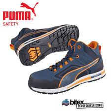 Puma Sicherheitsschuh Cross Mid S3 Arbeitsschuh Sicherheitsstiefel metallfrei