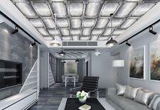 3D Metal Block 44 Ceiling Wall Paper Print Wall Indoor Wall Murals CA Jenny