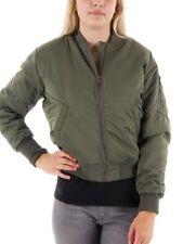 O'Neill Chaqueta Informal funcional Pantalones cortos Bomber Verde THINSULATE™