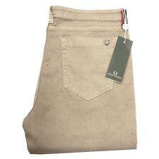 88545 pantaloni FRED PERRY  COMFORT STRETCH jeans pantalone uomo trousers