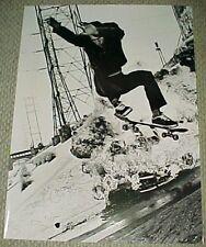 Vintage Collectible SKATEBOARDERS Skateboard ~ Skateboarding Skate POSTER 32x24