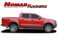 2019 2020 Ford Ranger Stripes NOMAD ROCKERS Panel Door Vinyl Graphics Decals Kit