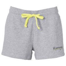 Kempa Core Sweat Shorts Damen Handball kurze Sport Hose Sweatshorts grau mélange