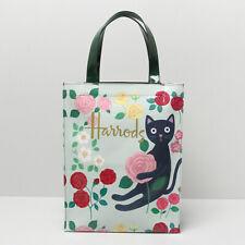 harrods fashion Women's waterproof paragraph Handbags shoulder bag shopping bags