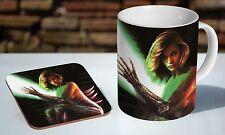 Species Movie Tea / Coffee Mug Coaster Gift Set