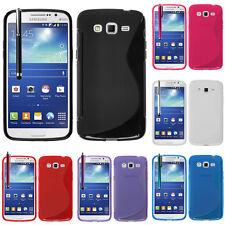 funda protectora para Samsung Galaxy Grand 2 SM-G7106 TPU Silicona