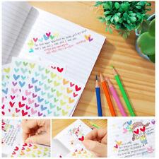 6sheet Star Love Shape Stickers For School Children Teacher Reward DIY Colorful