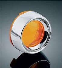 Honda VTX1800 C/R/S DEEP DISH amber turn signal lenses