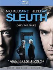 Sleuth (Blu-ray Disc, 2008)