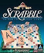 Scrabble (1996)  (PC, 1996) Windows or Mac CD-ROM