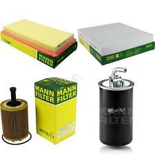 MANN-FILTER SM Kit aceite- Aire Combustible Filtro De Polen mokli-9716940
