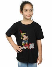 Disney Girls Pinocchio Classic Pinocchio T-Shirt