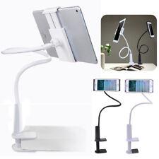 Lazy Bed Desktop Car Mount Phone Tablet Holder Flexible Bracket for iOS Samsung