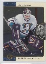 1995-96 SP #3 Guy Hebert Anaheim Ducks (Mighty of Anaheim) Hockey Card