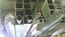 "50 x 50 x 3mm Aluminium Square Tube - 2"" x 2"" Box section - ali box 2x2"""