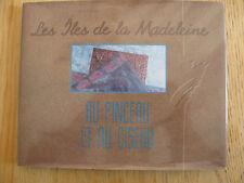 Iles de la Madeleine au pinceau & ciseau 20 artistes Peintures CHANTRAINE 1993