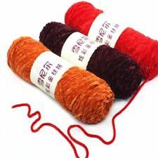 Soft Cashmere Silk Wool Velvet Yarn Cotton Crochet Knitting Suitable For Sweater