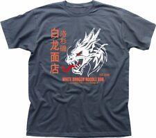 Barra de fideos White Dragon Blade Runner 2018 Tyrell Corp Gris Camiseta fn9215