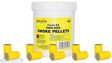 Regin REGS30 Fumax King Size Smoke Pellets 60 Seconds Burn Time Pack of 2,6,10