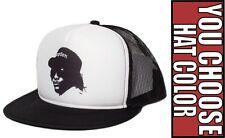 New Retro Eazy E NWA Compton Crip Flat Bill Trucker Snapback Hat Cap All Colors