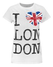 Official I Love London Women's T-Shirt