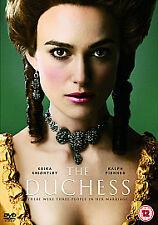 The Duchess [DVD] [2008], Very Good DVD, Charlotte Rampling, Dominic Cooper, Ral